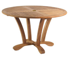 "Douglas Nance Cayman 48"" Dining Table"