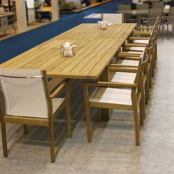 Barlow Tyrie Apex Extension Table