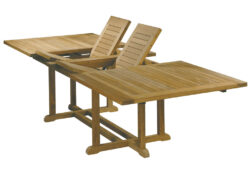 Barlow Tyrie Arundel Extension Dining Table