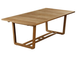 Barlow Tyrie Avon Extension Dining Table