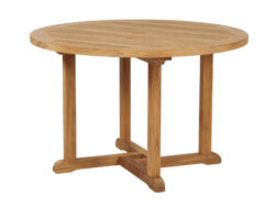 "Barlow Tyrie Balmoral 43"" Dining Table"