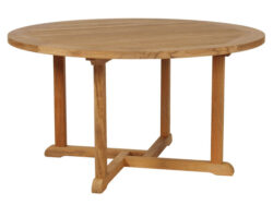 "Barlow Tyrie Balmoral 51"" Dining Table"