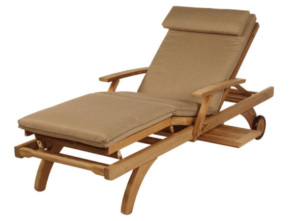 Barlow Tyrie Capri Ultra Chaise Lounge