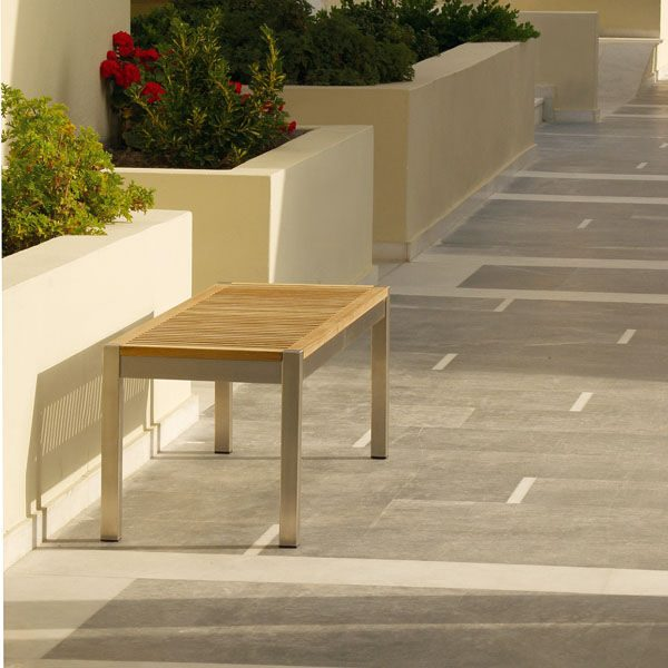 Barlow Tyrie Equinox Backless Bench