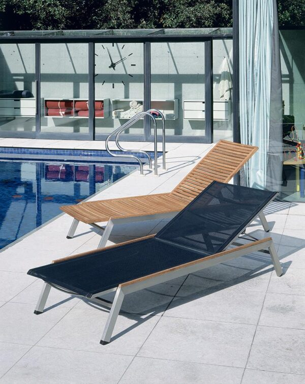 Barlow Tyrie Equinox Chaise Lounge Sling
