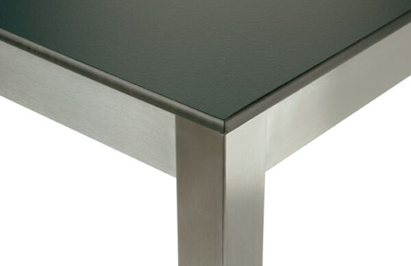 """Barlow Tyrie Equinox 35"""" Dining Table w/Laminate Top"""