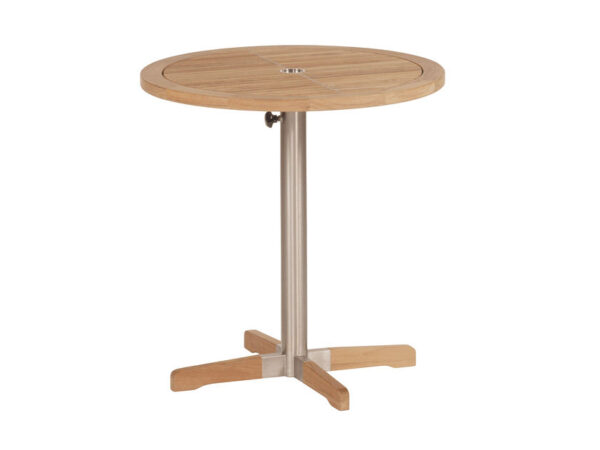 "Barlow Tyrie Equinox 26"" Bistro Table"