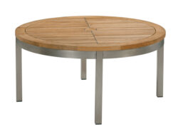 "Barlow Tyrie Equinox 40"" Conversation Table"