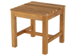 """Barlow Tyrie Felsted 16"""" Footstool/Side Table"""
