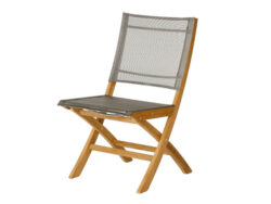 Barlow Tyrie Horizon Folding Side Chair