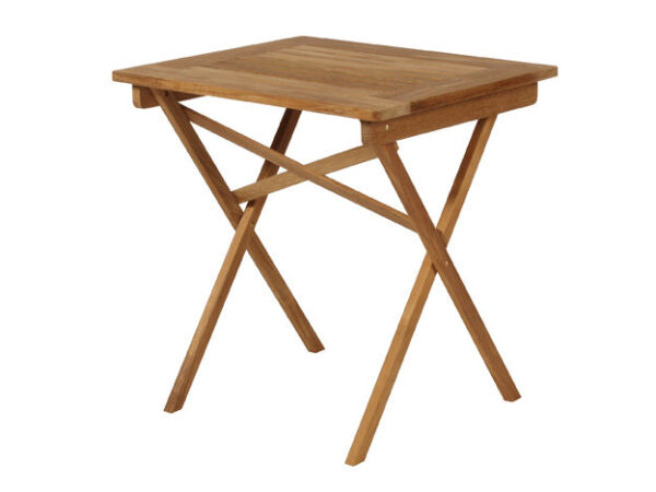 "Barlow Tyrie Safari 27"" Folding Table"