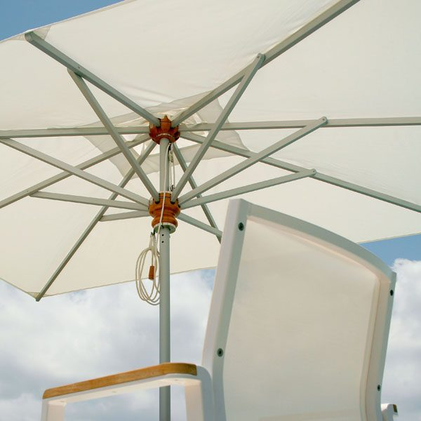 Barlow Tyrie Sail 11.5' Rectangle Umbrella