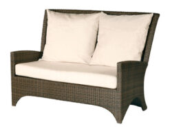 Barlow Tyrie Savannah Deep Seating Settee