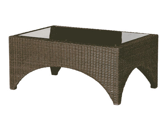 "Barlow Tyrie Savannah 38"" Coffee Table"