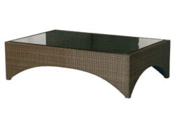 "Barlow Tyrie Savannah 59"" Coffee Table"