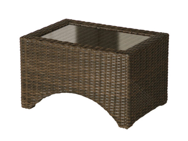 "Barlow Tyrie Savannah 19"" Lounger Side Table"