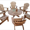 Douglas Nance Atlantic Adirondack 6 Chair Set