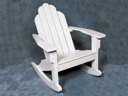 Seaside Casual Classic Adirondack  Rocker XX011