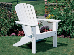 Seaside Casual Shellback Adirondack Chair XX018