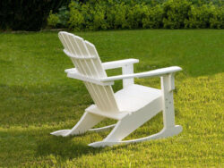 Seaside Casual Shellback Adirondack Rocker XX019