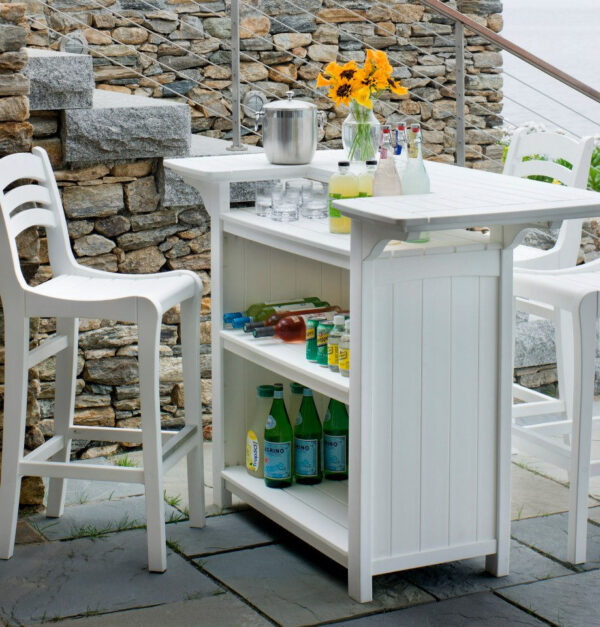 Seaside Casual Charleston Bar Chair XX063
