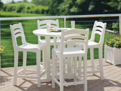 Seaside Casual Charleston Balcony Chair XX064