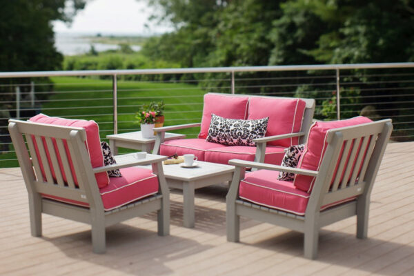 Seaside Casual Nantucket Love Seat XX089