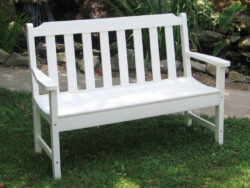 Seaside Casual Newport 5' Bench SSC-XX137