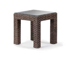 "Telescope Casual Wicker 20"" End Table 2L9X"