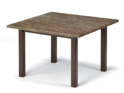 """Telescope Casual Stone-Tech 45"""" Conversation Height Table 5H8X"""
