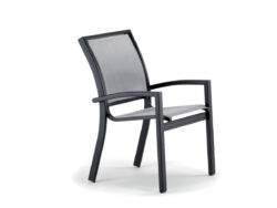 Telescope Casual Kendall Sling Stacking Cafe Chair 9K1X