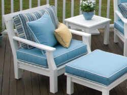Seaside Casual Nantucket Lounge Chair XX091