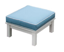 Seaside Casual Nantucket Ottoman XX094