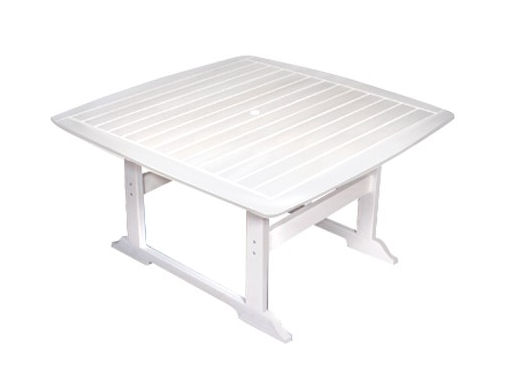 """Seaside Casual Portsmouth 56"""" Dining Table XX046"""