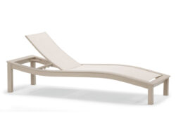 Telescope Casual Bazza Contour Armless Chaise Z53X