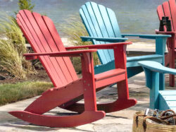 Seaside Casual Harbor View Rocker