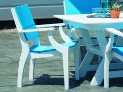 Seaside Casual SYM Dining Armchair