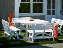 Seaside Casual Portsmouth 8 Seat Dining Set SSC-XX046SET