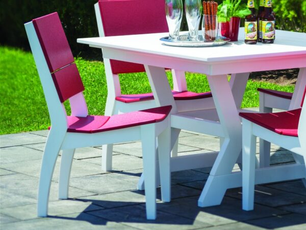 Seaside Casual SYM 8 Seat Dining Set SSC-XX224SET