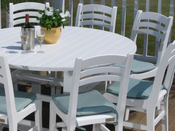 Seaside Casual Salem 8 Seat Dining Set
