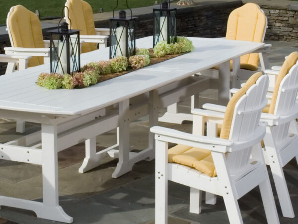 Seaside Casual Portsmouth 10 Seat Dining Set