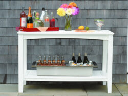 Seaside Casual Windsor Buffet Table Large XX095