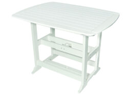 "Seaside Casual Portsmouth 56"" Bar Table XX085"