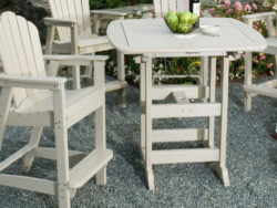 """Seaside Casual Portsmouth 42"""" Bar Table XX051"""