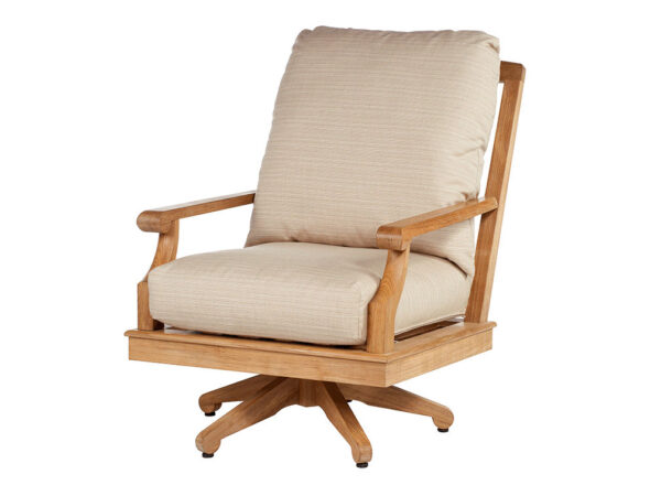 Barlow Tyrie Chesapeake Swivel Rocker BT-1CPSR