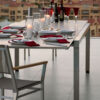 "Barlow Tyrie Equinox 94"" Extension Dining Table BT-2EQX36.800"
