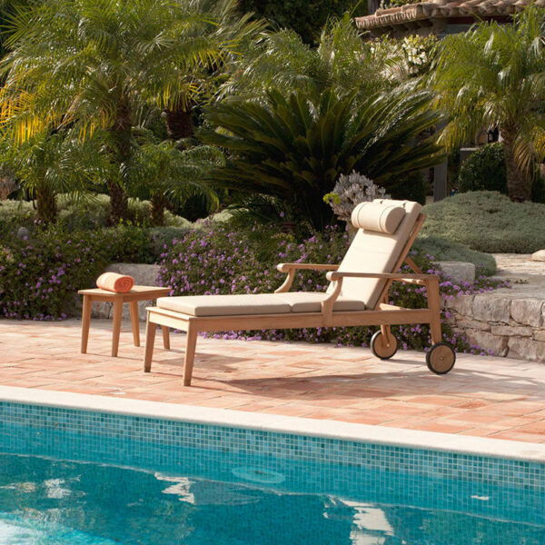 Barlow Tyrie Chesapeake Lounger BT-1CPL