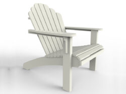 Malibu Outdoor Living Hampton Adirondack Chair MO-MHMT-A