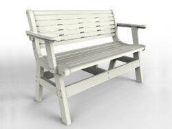 Malibu Outdoor Living Newport Garden Bench MO-MNEW-BWB48A