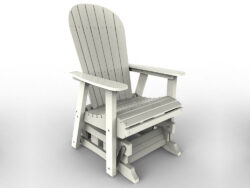 Malibu Outdoor Living Jamestown Single Glider MO-MJAM-G